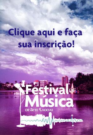 Inscrição Festival Interno I