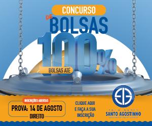 Banner Faculdade Santo Agostinho 030820181082018