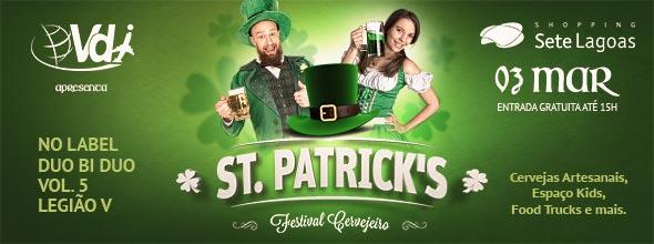 St. Patrick Day 210218