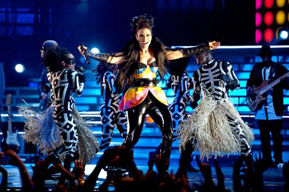A cantora Ivete Sangalo é uma das opções cogitadas / Foto:Divulgação