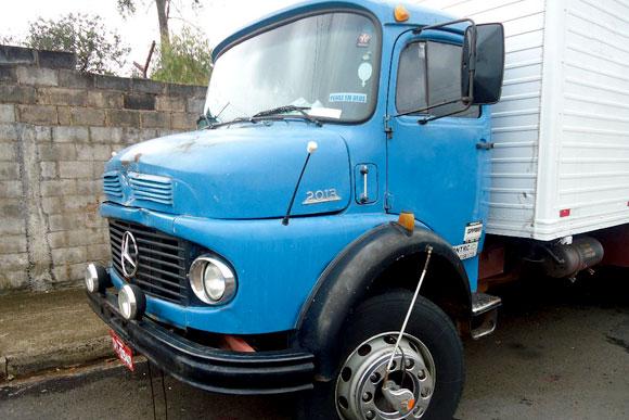 Homem foi preso tentando vender caminhão roubado em Funilândia / Foto ilustrativa: Divulgação