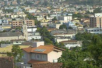 O crime foi na rua Acácias,no bairro Quintas das Palmeiras. / Foto: em.com.br