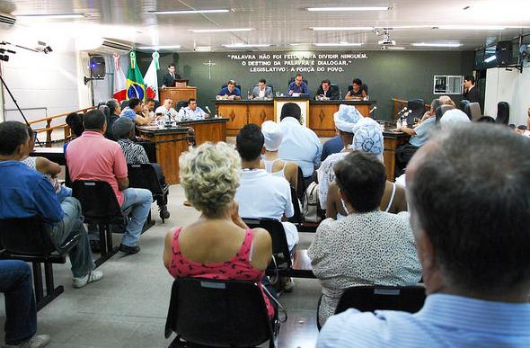 Novo modelo de segurança pública é debatido em Audiência na Câmara/ Foto: divulgação Câmara