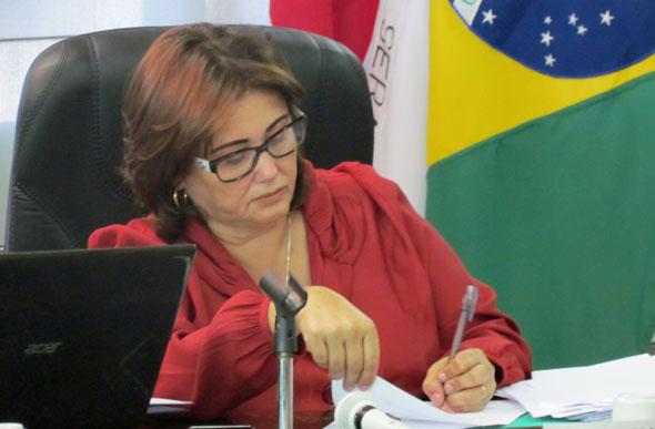 Vereadora Marli de Luquinha / Foto: Divulgação