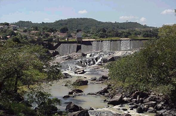 Cachoeira da Prata Minas Gerais fonte: setelagoas.com.br