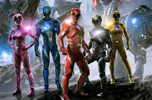 Filme Power Rangers / Foto: Lions Gate