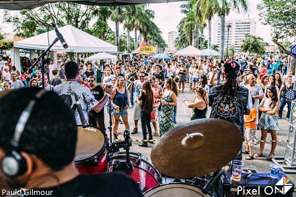 Park Day 2016 - Foto: Paulo Gilmour