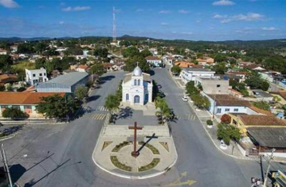 Fortuna de Minas Minas Gerais fonte: setelagoas.com.br