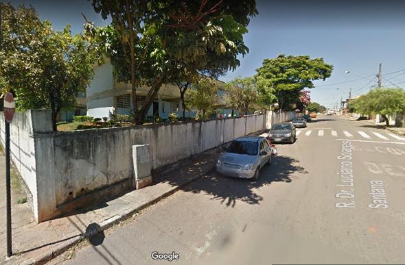 A ação ocorreu no cruzamento entre as ruas Bento Paixão e Dr. Luciano Soares Santana/ Foto: Street View