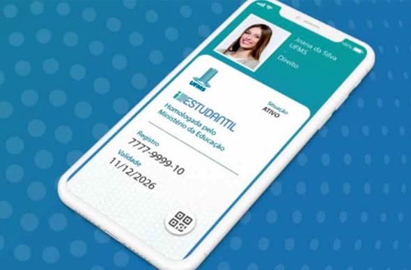 Resultado de imagem para MEC lança aplicativo para emitir a carteirinha de estudante digital